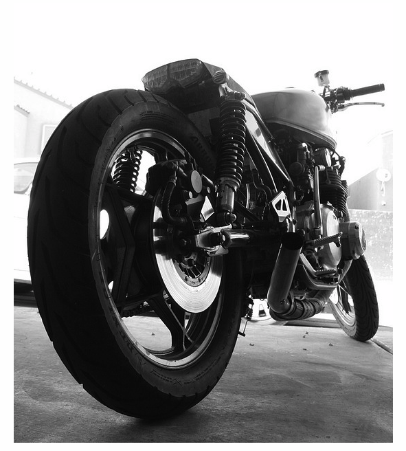 Love and a Motorcycle: Craigslist   1978 Suzuki GS550 - $1000