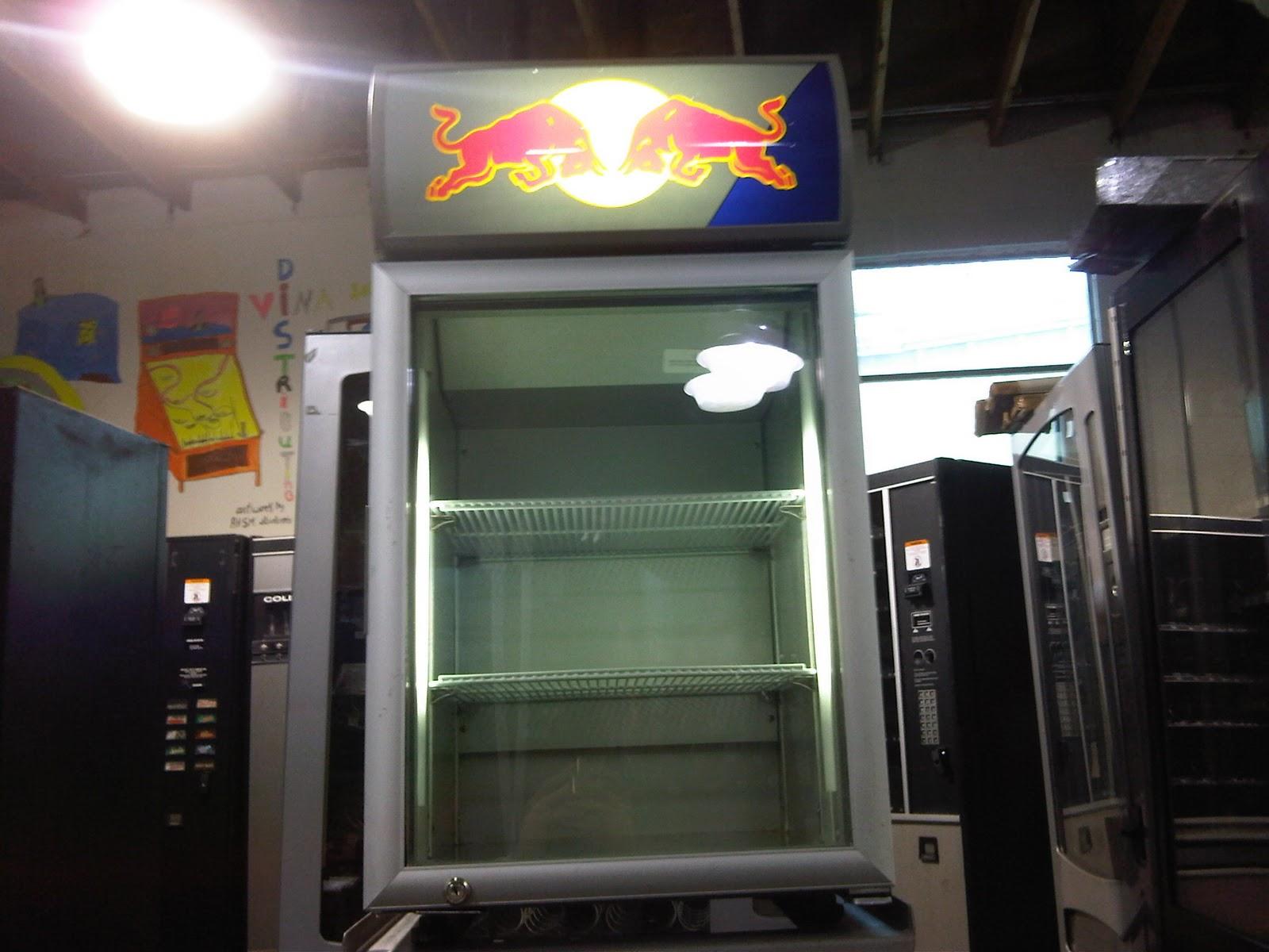 Vina Distributing Red Bull Cooler Special