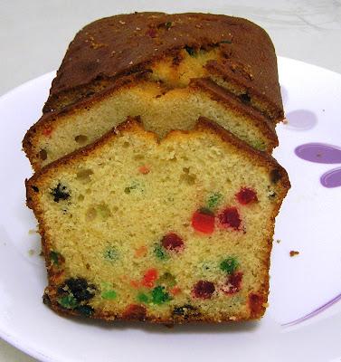 Bake N Cook Fruit Pound Cake