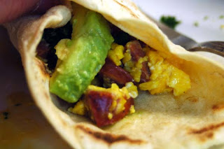 Non-Mexican Breakfast TacosMexican Breakfast Tacos