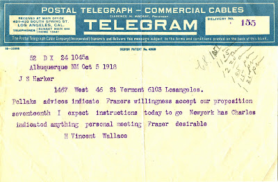 1924+telegram+sample Telegram Format Example on youtube format, manual format, notice format, passport format, receipt format, message format, contract format, ticket format,