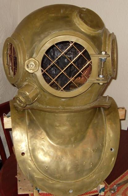 Propnomicon Making A Vintage Diving Helmet
