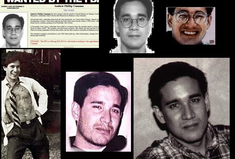 Cunanan Killer Serial Andrew