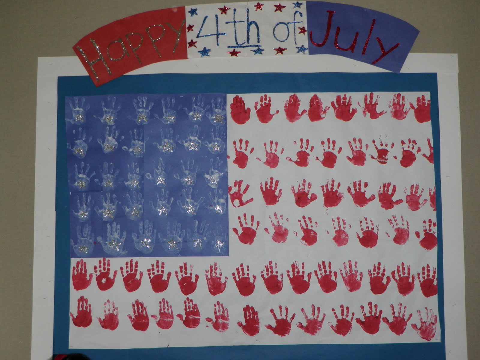 Learning Montessori 4th Of July Crafts And Parade
