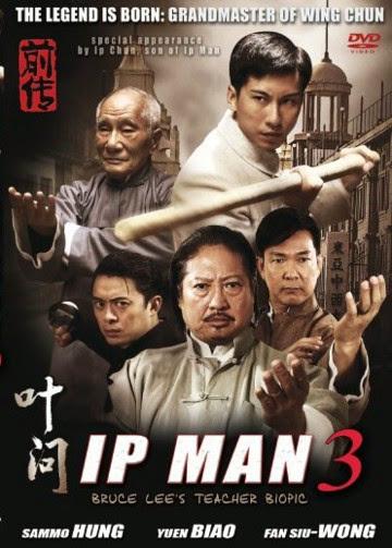 Ip Man 3 - A Lenda Nasce - Dublado