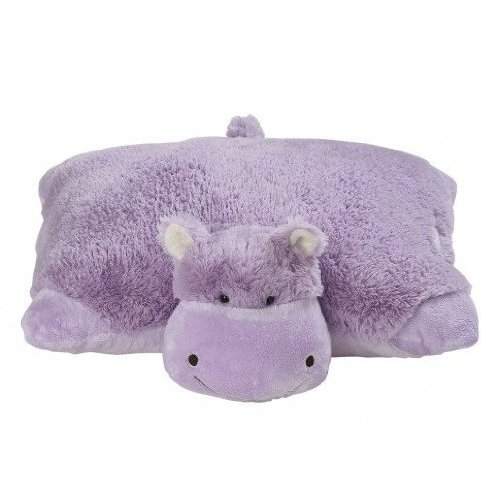 My Pillow Pets Hippo 18"
