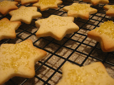 Gold Dust Cookies