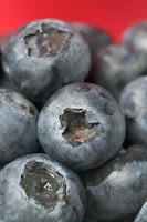 Research shows that blueberry skins lower cholesterol naturally