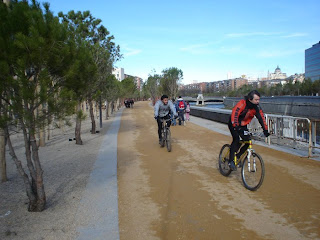 Fallos y aciertos del nuevo tramo de Madrid Río