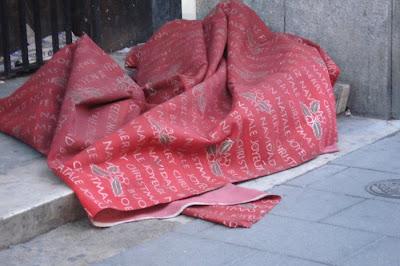 Campaña contra el Frío 2011 - 2012