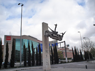 El monumento a los ángeles de la paz