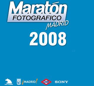 Maratón fotográfico en Madrid