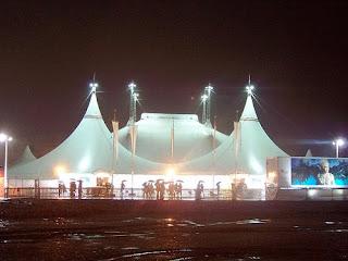 Planes para esta Navidad. El circo del sol en Madrid