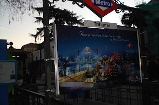 Nueva campaña publicitaria de Metro de Madrid