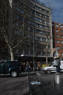 El mimo del Hospital Clínico de Madrid