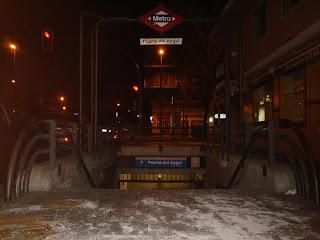 Médidas preventivas contra el frio en el Metro y la EMT