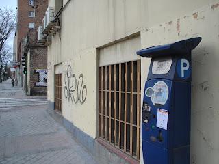 Donde aparcar de gratis dentro de la zona parquímetros II