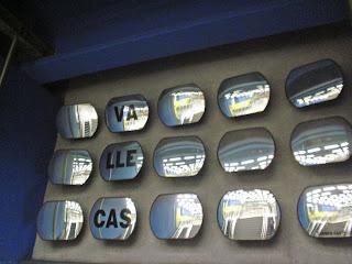Próxima estación: Alto del Arenal