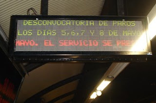 Ya no hay huelga de Metro