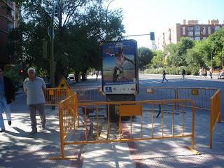 ¿Para que sirve el carril bici de García Noblejas?