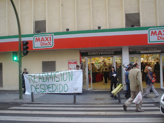 Fin de semana de protestas en Madrid