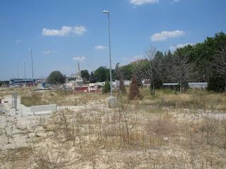 ¿Como será el parque de la Arganzuela?