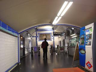 ¿Que esconde el metro de Tirso de Molina?