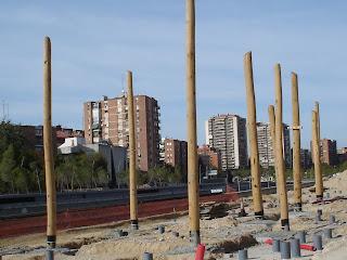 Un poco de Madrid Río...