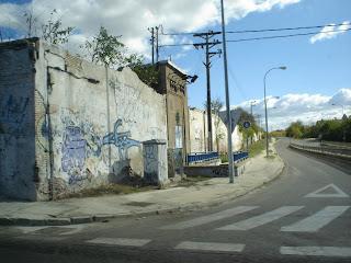 La carretera de los cuarteles