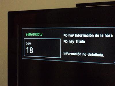 Esmadrid TV desaparece