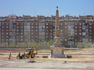¿Como van las obras de Madrid Río?