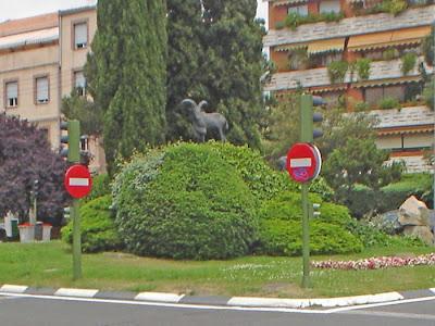 la Fauna Ibérica en una calle de Madrid