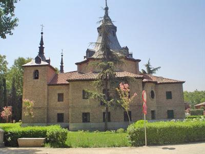 La Ermita de la Virgen del Puerto