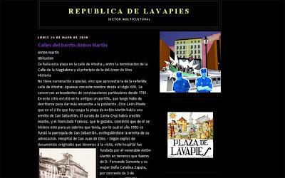 Un blog de Lavapiés. Viva Lavapiés