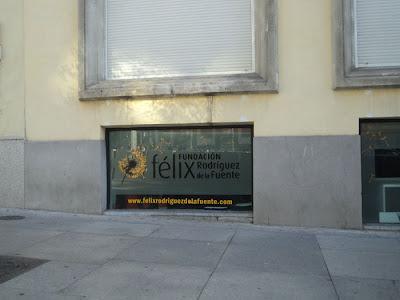 Madrid a Felix Rodriguez de la fuente