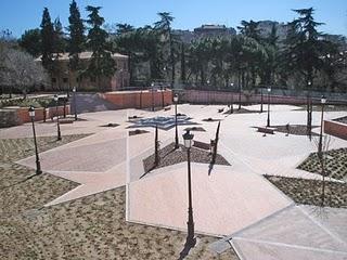 A punto de estrenarse el Parque Emir Mohamed I