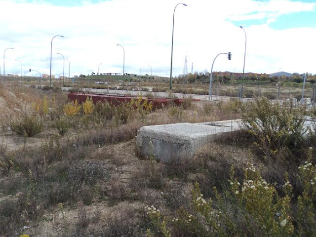 La estación abandonada del metro