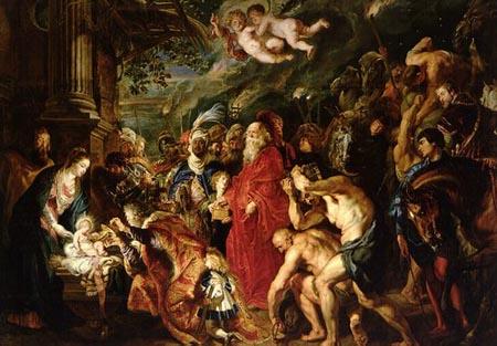 Itinerarios Navideños en el Museo del Prado