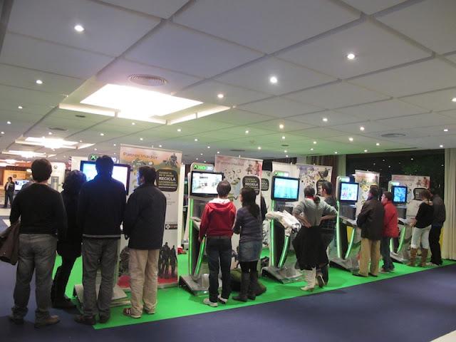 I Feria de Videojuegos Ecosolidarios en Madrid
