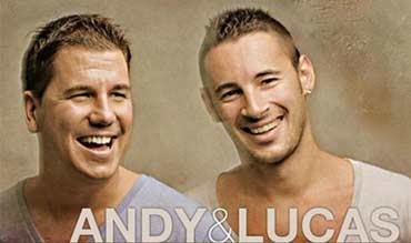 Concierto de Andy y Lucas en el Teatro Arteria Coliseum