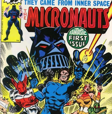 Micronauts Live action Movie