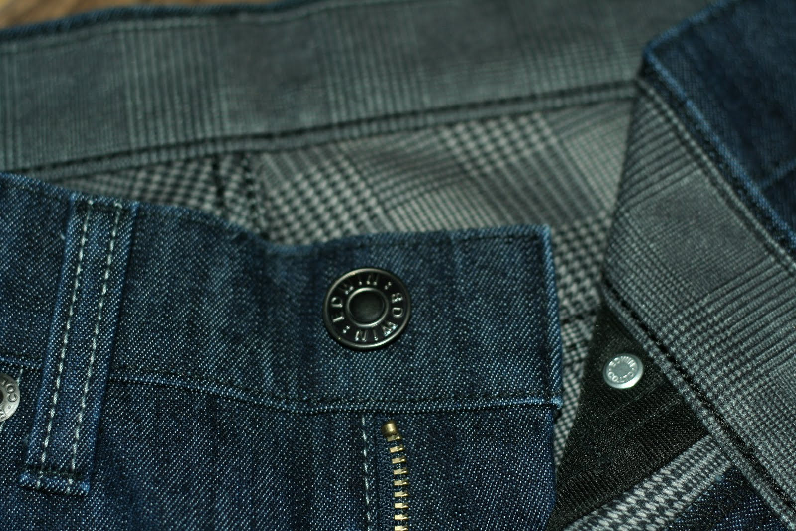Eighties Casuals Edwin Jeans Made In Japan