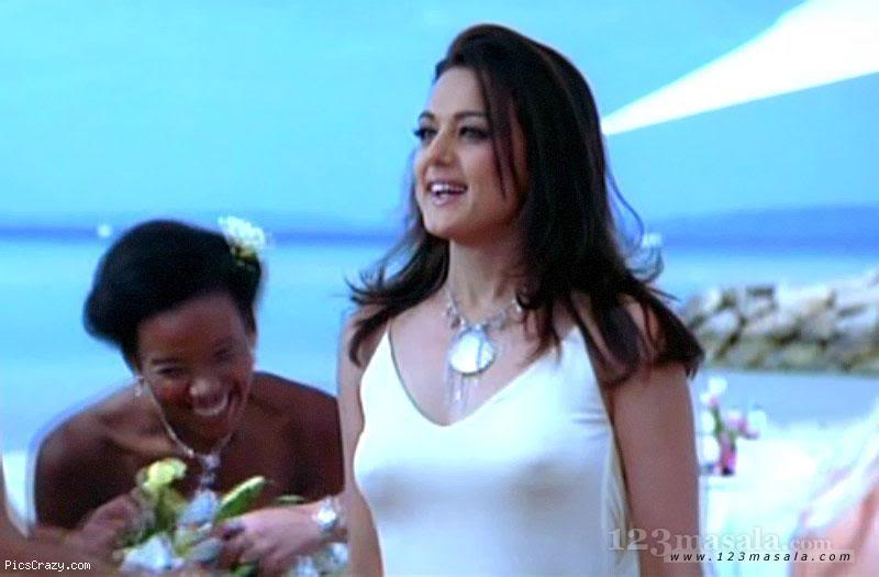 Preeti Zinta Nipples 23