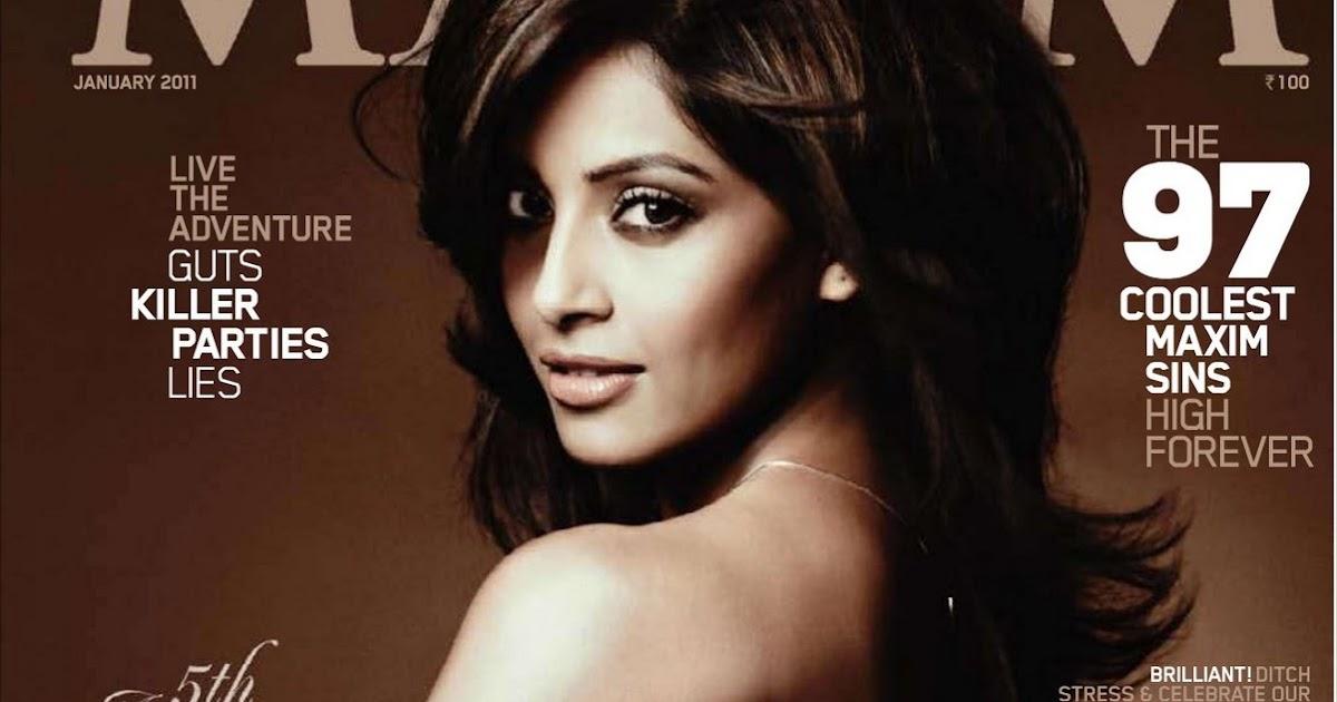 Bollywood Actresses In Maxim: Filmi Masala: Bipasha Basu Photoshoot For Maxim India