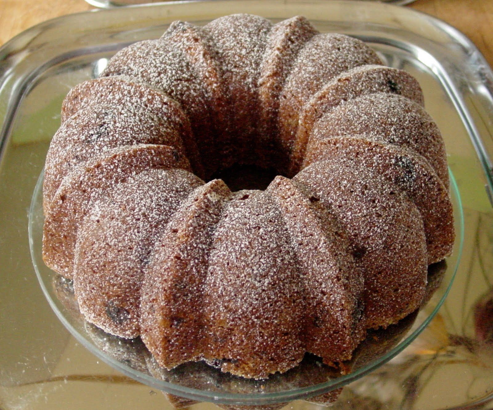 Bungalow Barbara Twd All In One Holiday Bundt Cake