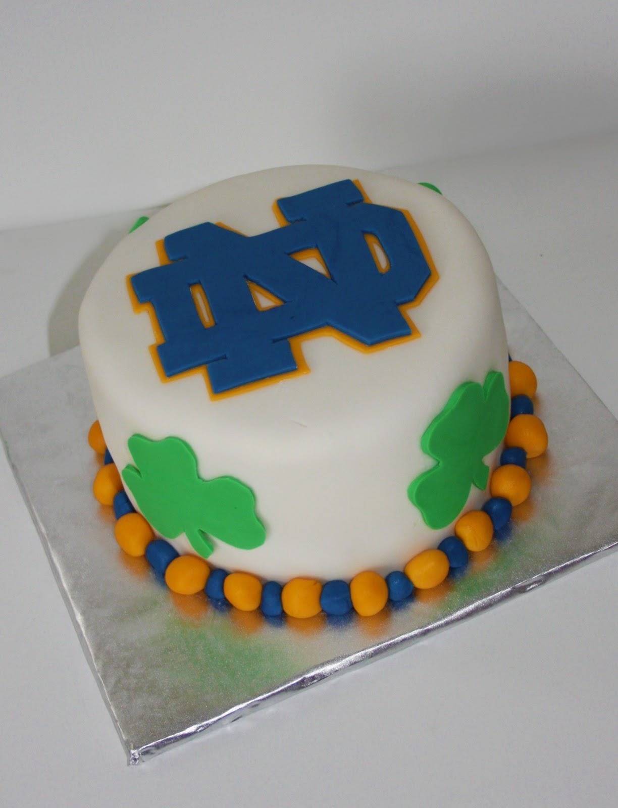 Cakes By Sheridan Notre Dame