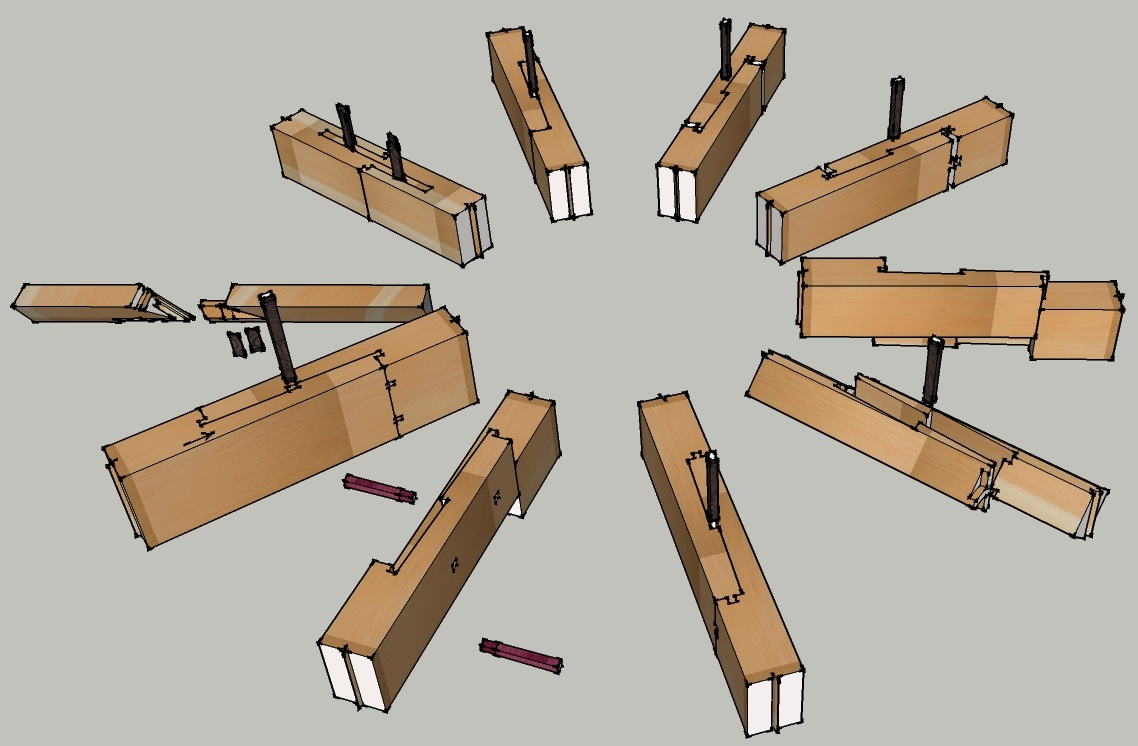Image Result For Wood Joints Withouts