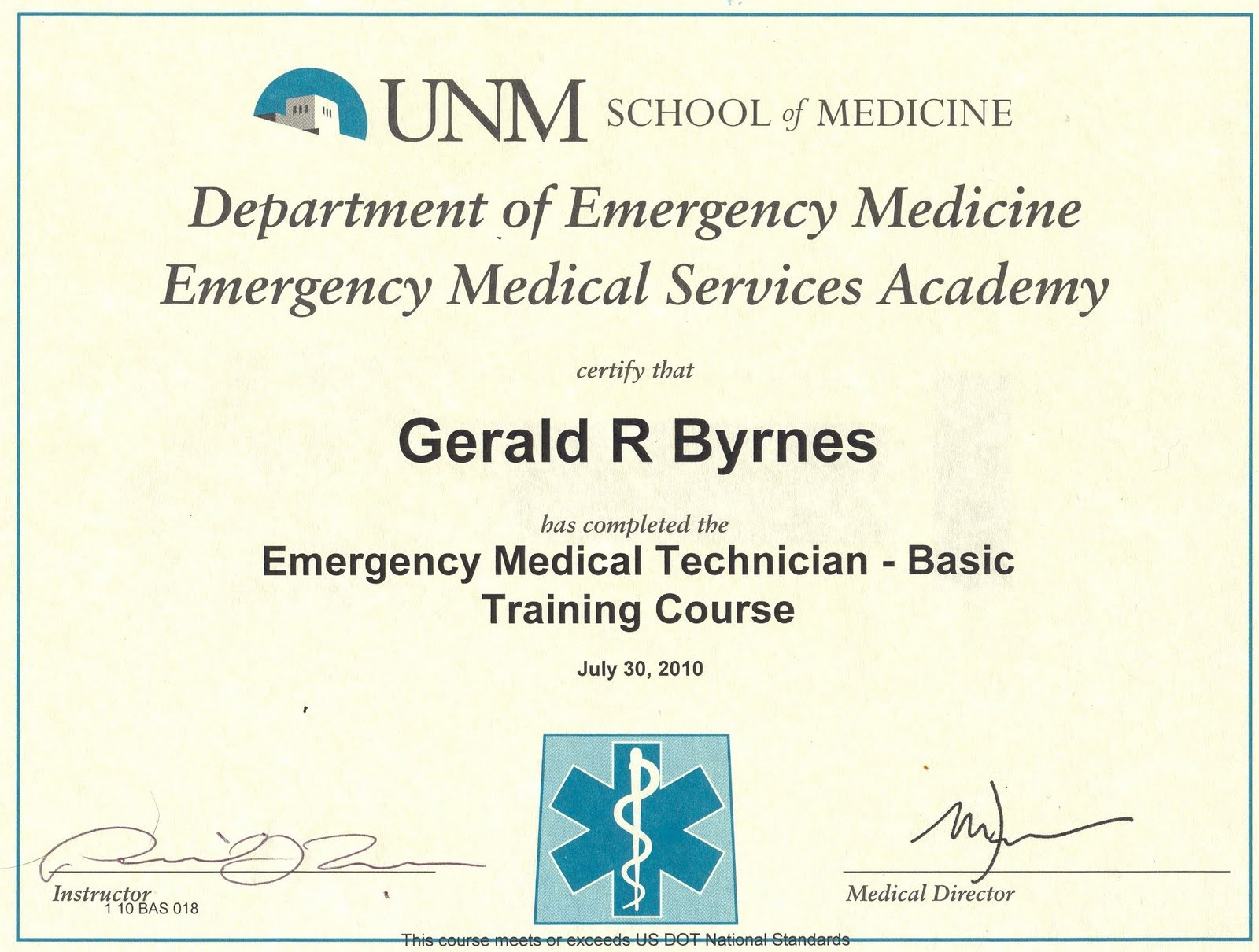 Training Program Accredited Online Emt Training Programs