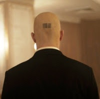 Hitman 2 will still have his bar code tattoo!