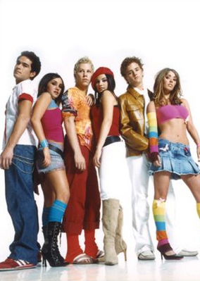 Downloads RBD: Fotos: Photoshoot Rebelde (2004)
